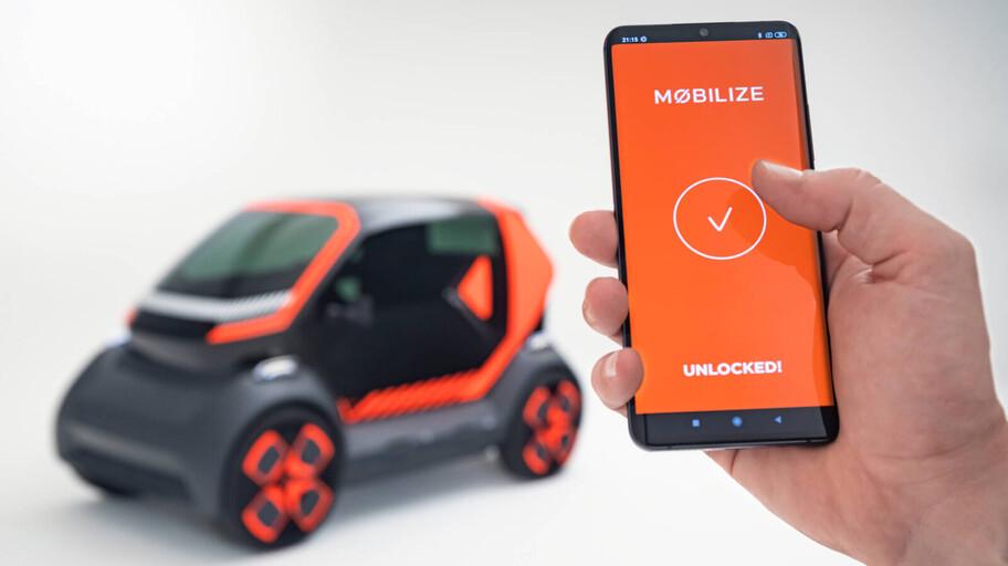 Renault Mobilize, la nueva marca de soluciones de movilidad sin emisiones