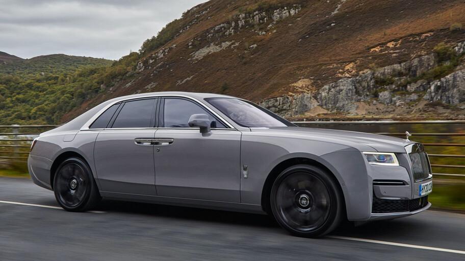 Rolls-Royce The Silent Shadow, así se llamará el nuevo modelo eléctrico de la firma inglesa