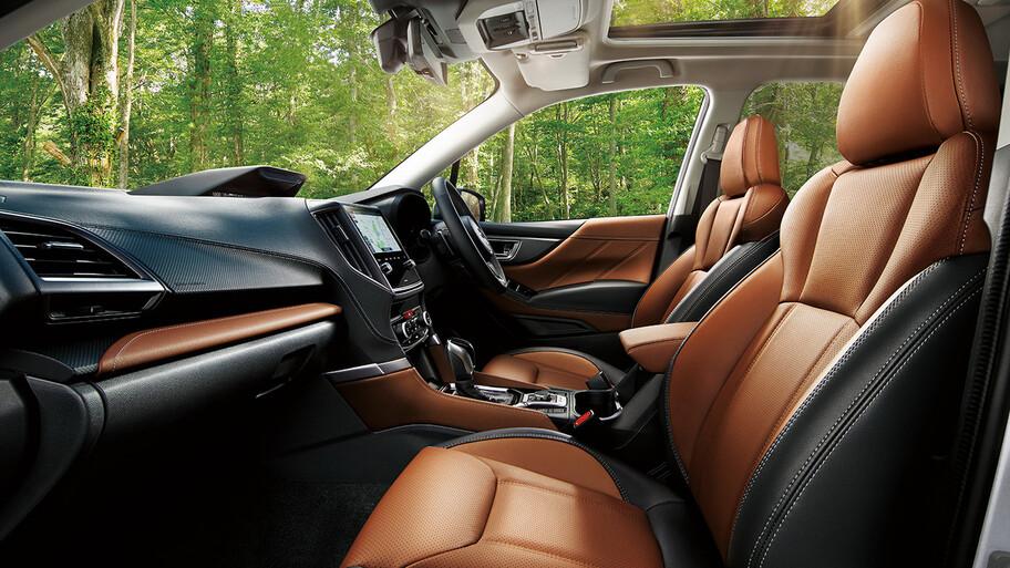 Subaru Forester JDM 2022 se renueva en Japón, además contará con algunas novedades