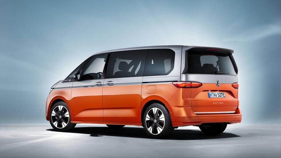 Volkswagen Multivan 2022: llega una nueva era para la Kombi