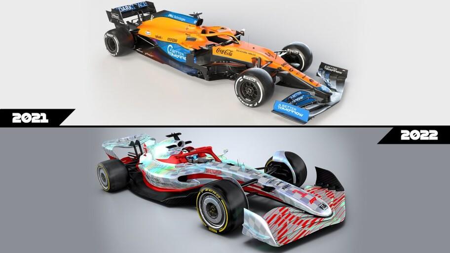 ¿Por qué los autos de la Fórmula 1 equiparán llantas de 18 pulgadas a partir de la temporada 2022?