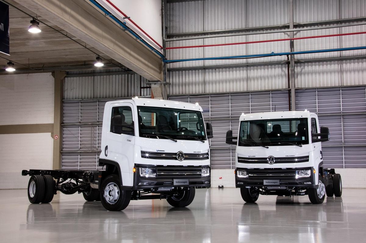 Ya circulan en México más de 500 camiones Delivery de Volkswagen con telemetría incluida