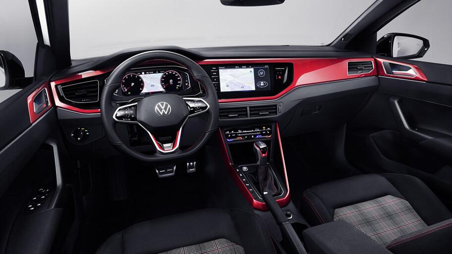 Volkswagen Polo GTI 2022, siguiendo el ejemplo del hermano mayor.