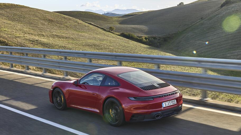 Porsche 911 GTS 2022, las versiones más divertidas de la gama