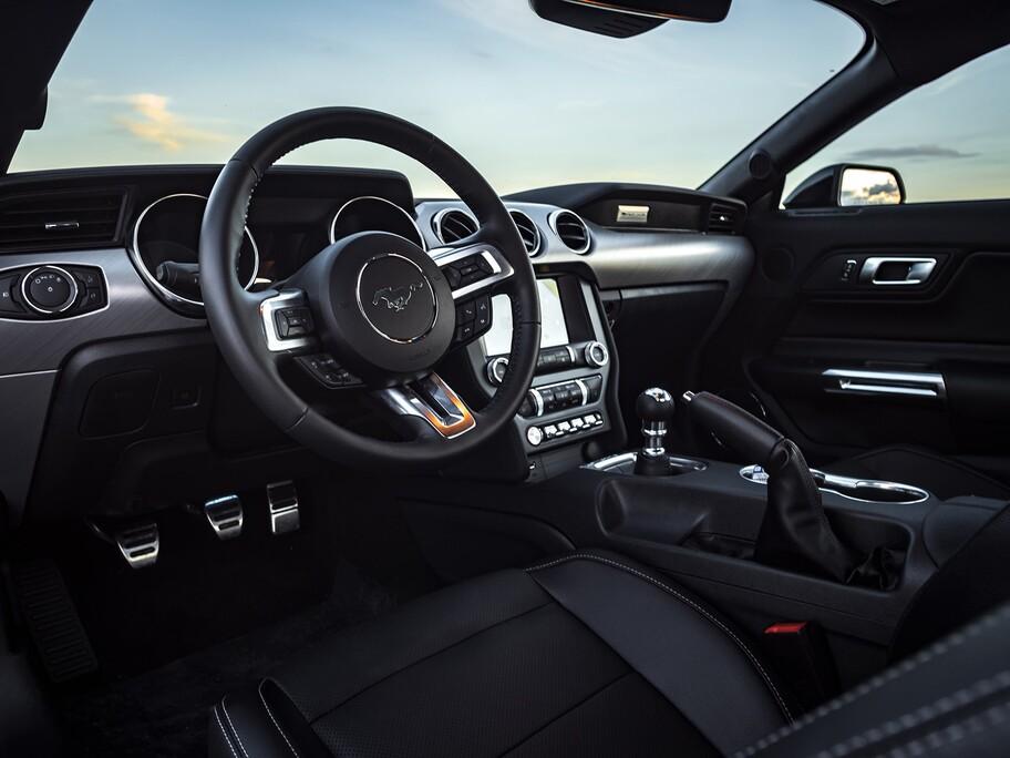 Hennessey Mustang Legend Editon: con más de 800 hp rinde homenaje al Ford GT40