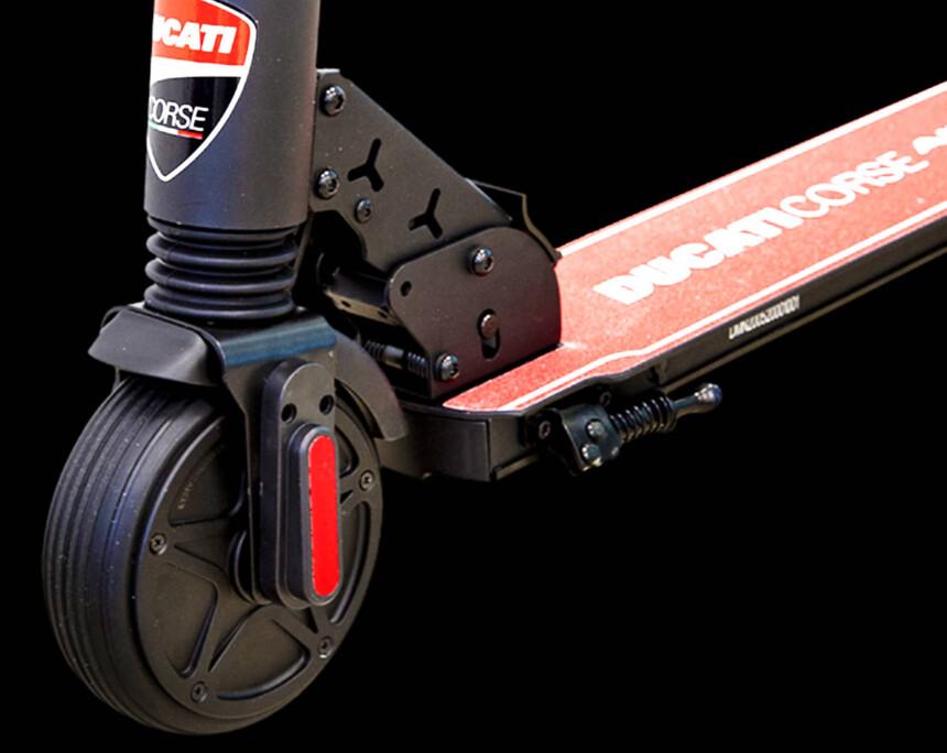 Ducati Air, el nuevo monopatín italiano es una realidad