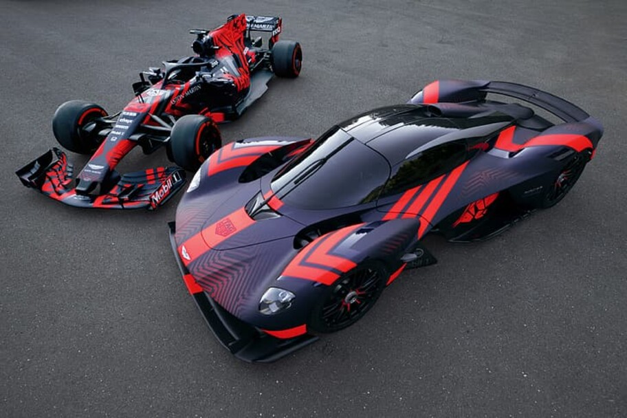 Red Bull Racing está contemplando crear su propio hypercar