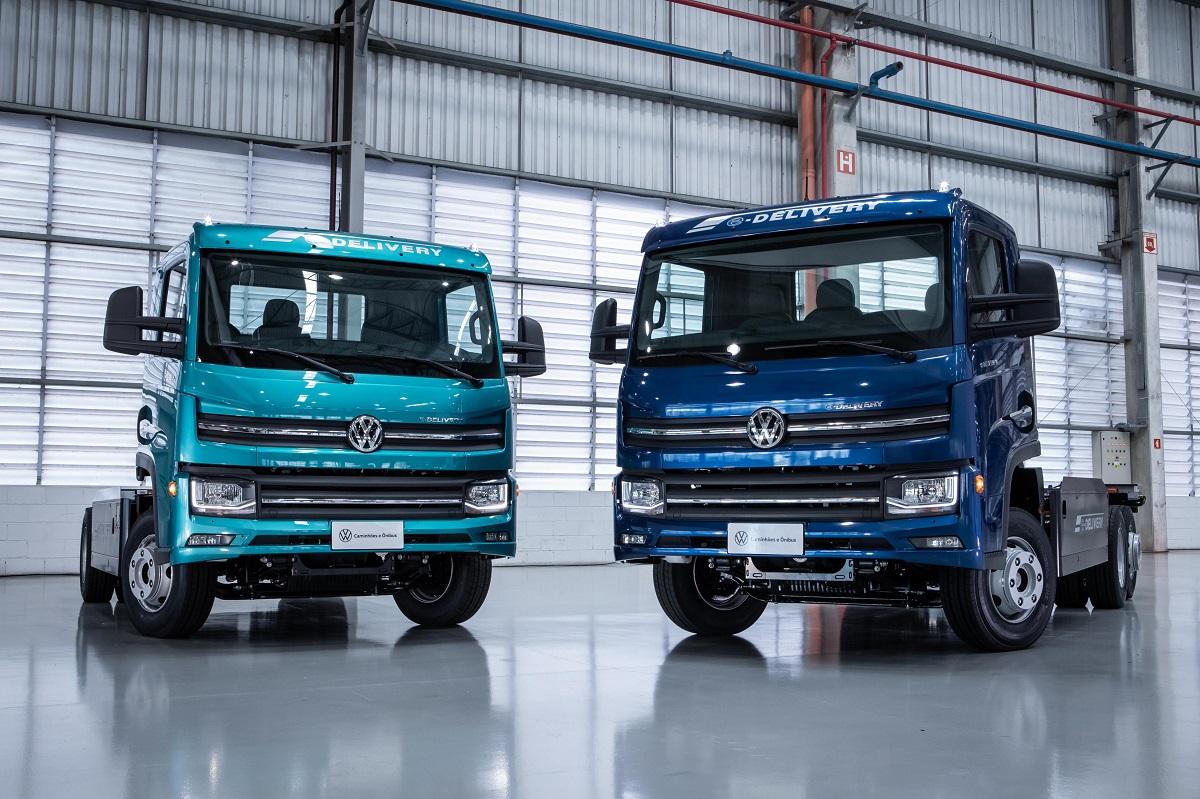 Volkswagen e-Delivery, la electrificación de camiones ya es una realidad