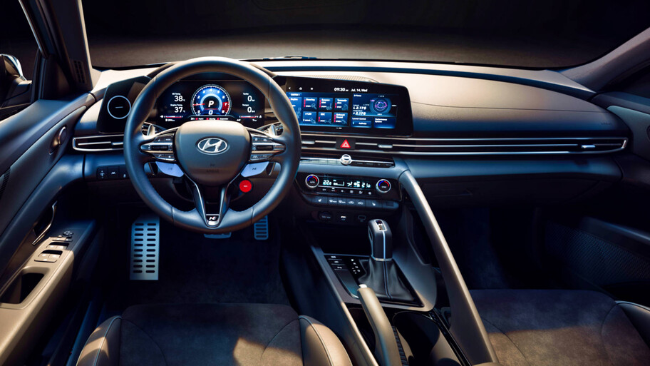 Hyundai Elantra N, los sedanes también pueden ser deportivos