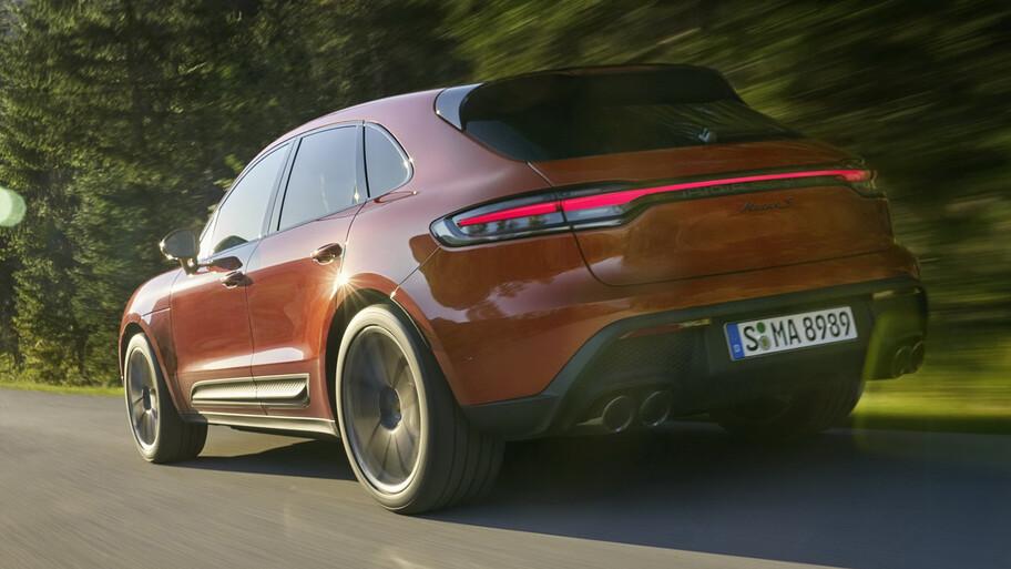 Porsche Macan 2022, ligera actualización y más potencia