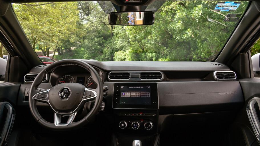 Renault Duster Turbo 2021 a prueba, una SUV buena, bonita y barata, pero no perfecta