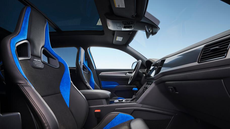 Volkswagen Atlas Cross Sport GT, una SUV pensada para entusiastas de la marca