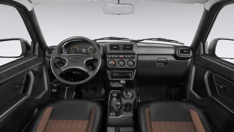 Lada Niva Bronto: el pequeño vehículo 4x4 que sería un éxito de ventas en México