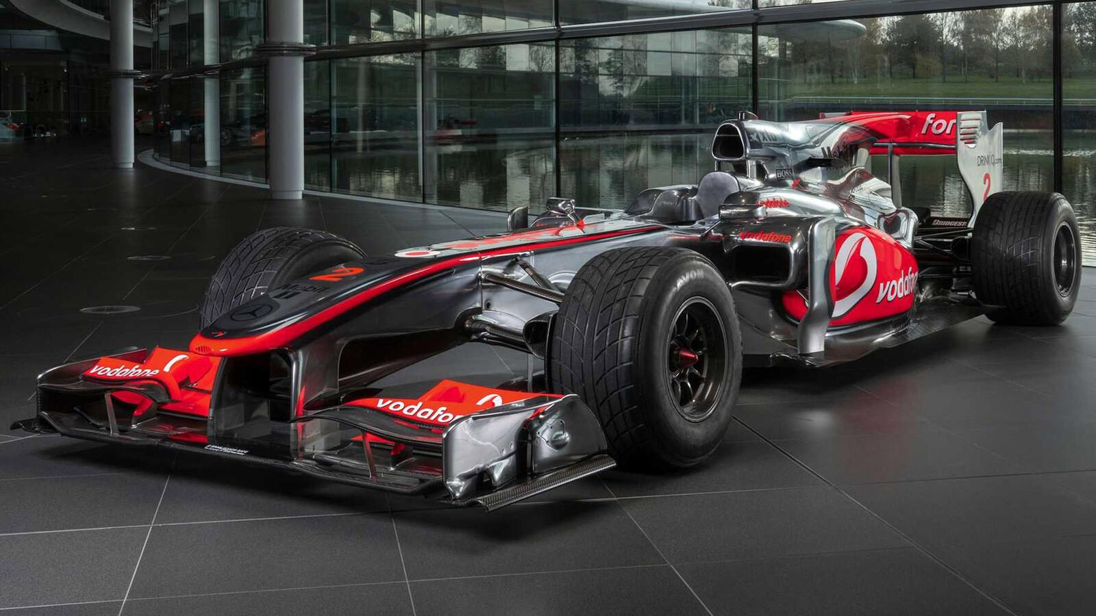 Conoce los monoplazas de F1 más caros jamás subastados