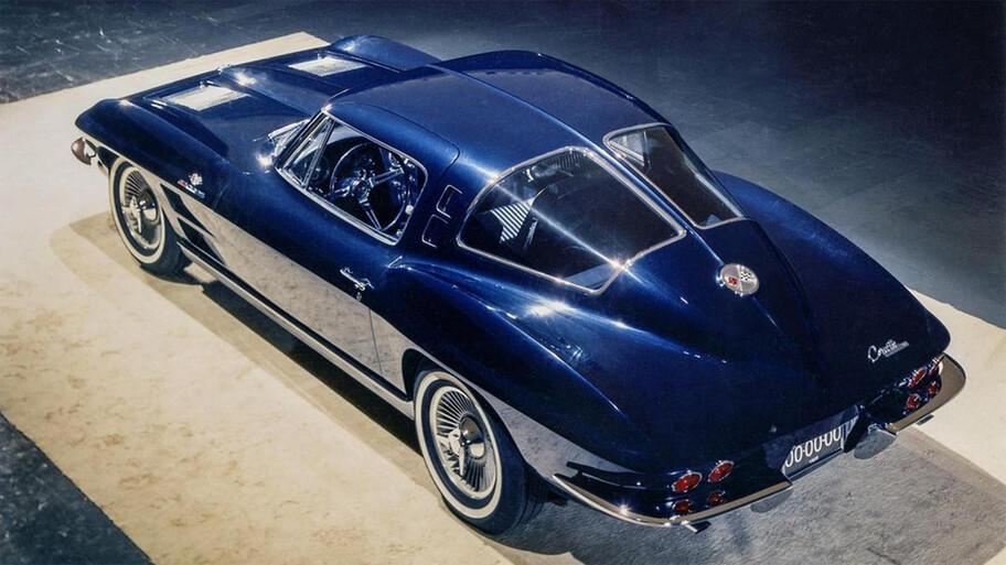 Chevrolet Corvette de 4 asientos, un mito urbano que no llegó a las calles
