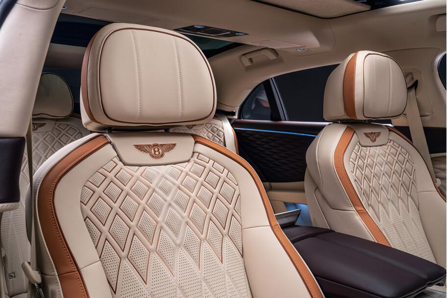 Bentley Flying Spur Hybrid Odyssean Edition: lujo, exclusividad, poder y eficiencia