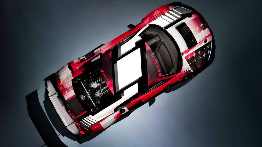Audi R8 LMS GT3 se actualiza para seguir dominando el serial