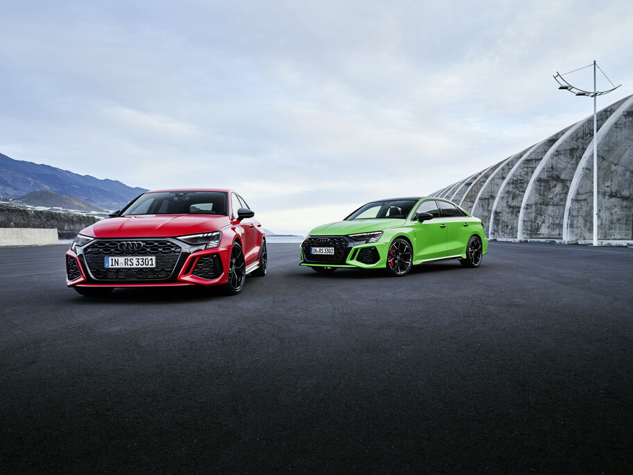 Audi RS 3 2022: una alta dosis de deportividad para el uso diario