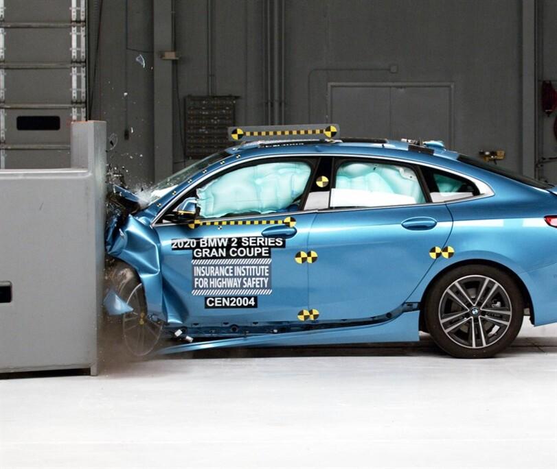 BMW Serie 2 Gran Coupé 2021 es reconocido por el alto nivel de seguridad que ofrece a sus pasajeros