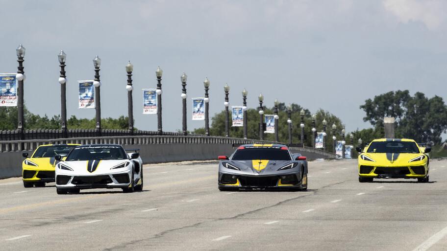 Chevrolet Corvette Stingray IMSA GTLM Championship llega a México