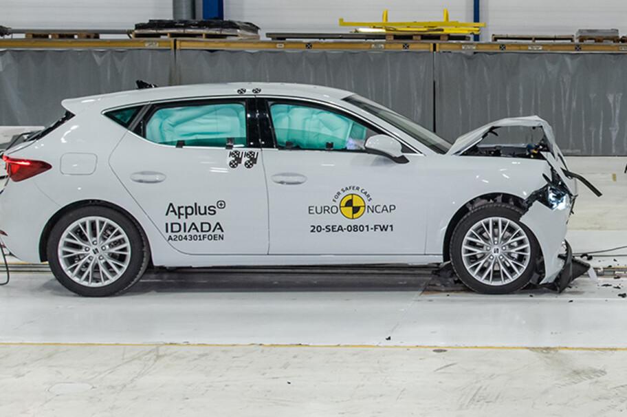 Cupra León 2021 es reconocido por el alto nivel de seguridad que ofrece a sus pasajeros