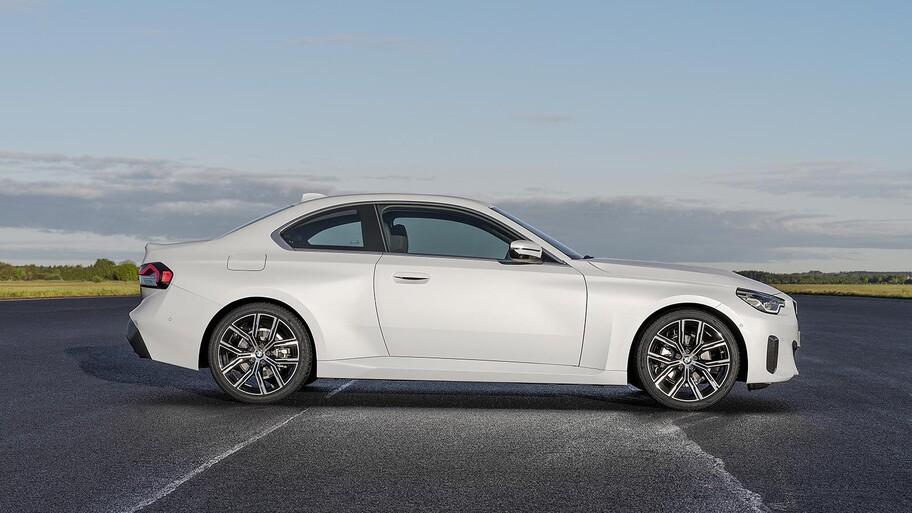 El BMW Serie 2 Coupé 2022 más agresivo y será fabricado en México
