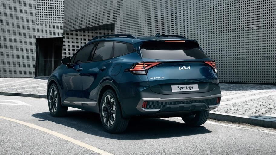 Kia Sportage 2022: la nueva generación evoluciona en todo y esto es lo que debes de saber