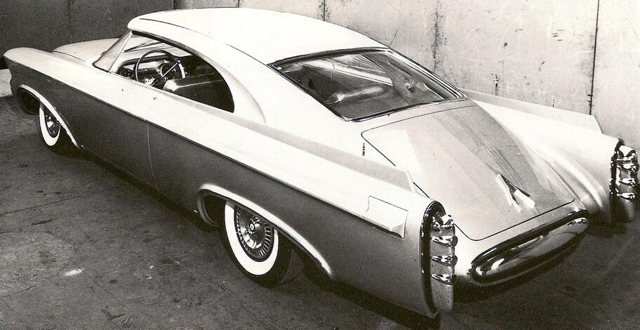 La historia de concepto de Chrysler que naufragó antes de su estreno