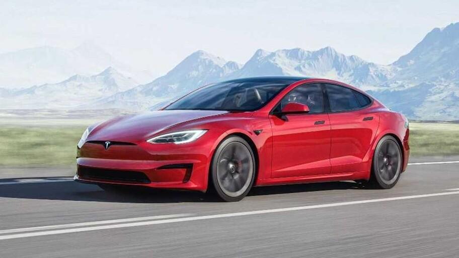 Tesla Model S Plaid es el auto de producción masiva más rápido del mundo en el cuarto de milla