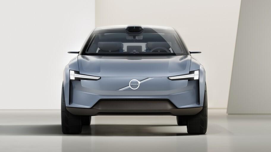 Volvo Concept Recharge, el prototipo que marca el inicio de una era
