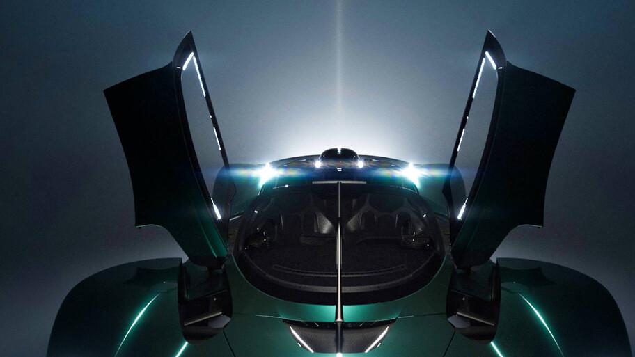 ¿Podría llegar un Aston Martin Valkyrie roadster?