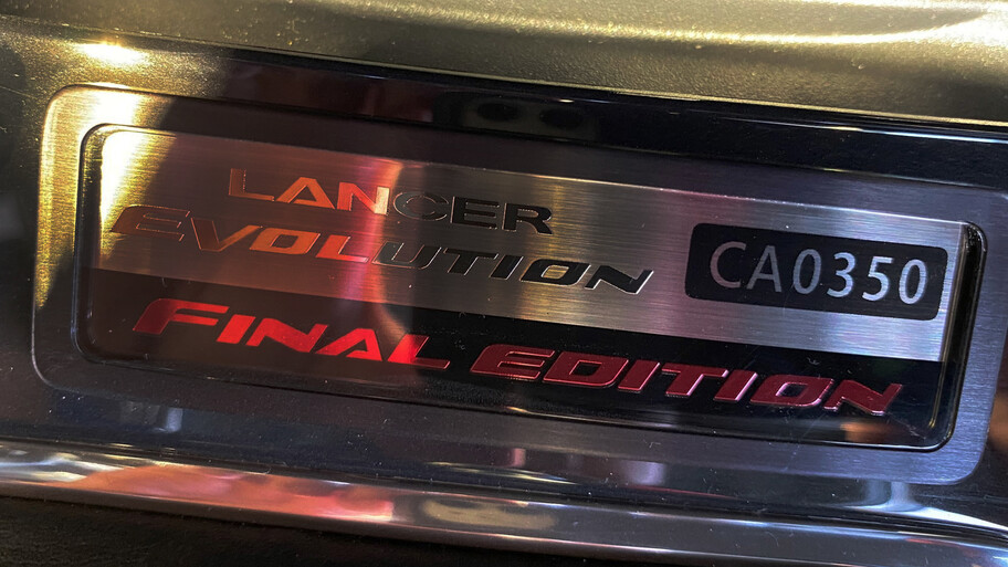 Mitsubishi Lancer Evolution Final Edition 2015, el unicornio japonés se vende en Canadá
