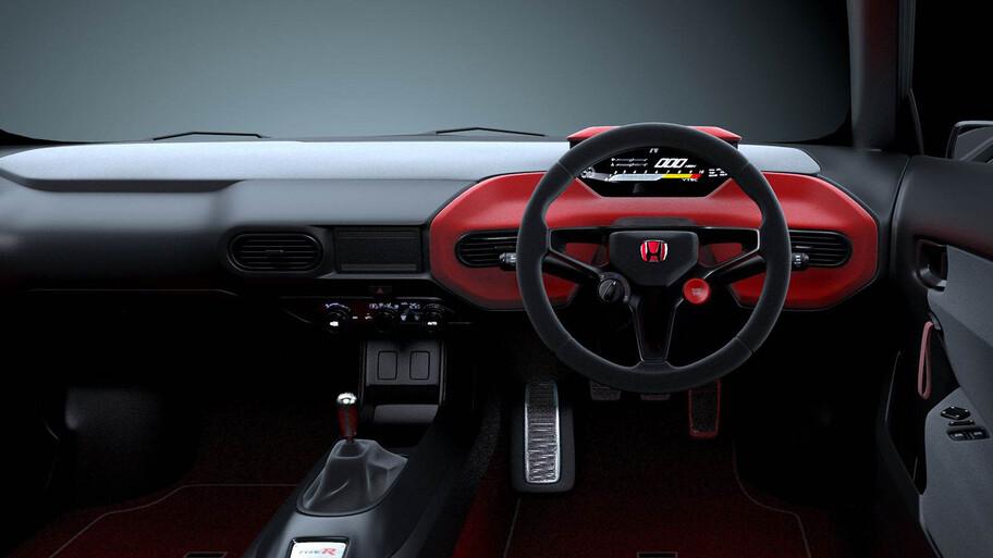 Por favor Honda, contrata al diseñador de este magnífico Integra Type R