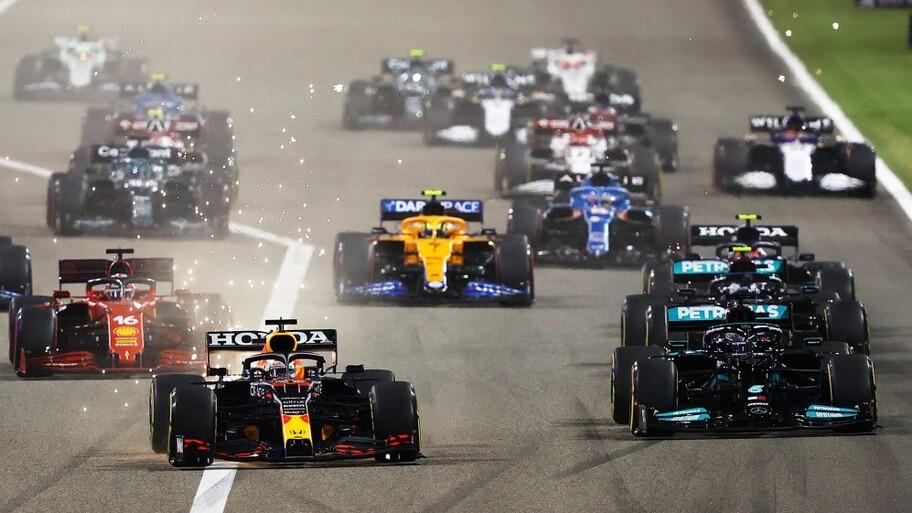 """Proponen la regla """"el que pega paga"""" en los accidentes de la Fórmula 1"""