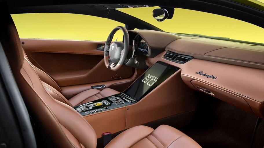 ARC Design imagina al Lamborghini Countach de producción