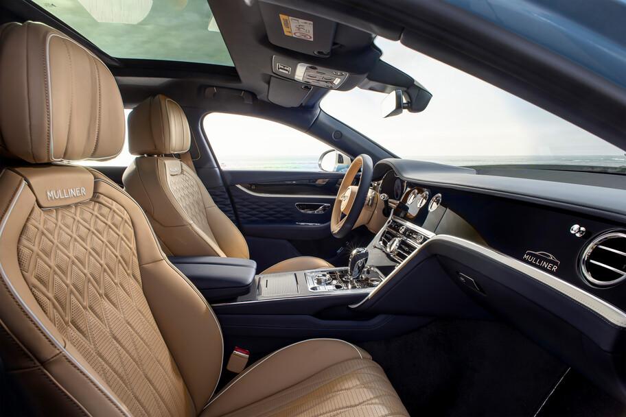 Bentley Flying Spur Mulliner: más lujo al lujo