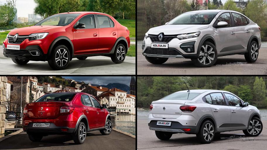 Renault Stepway, así podría ser su nueva cara