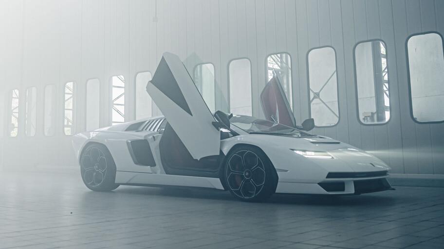 Lamborghini Countach LPI 800-4, solo 112 ejemplares en honor a una leyenda