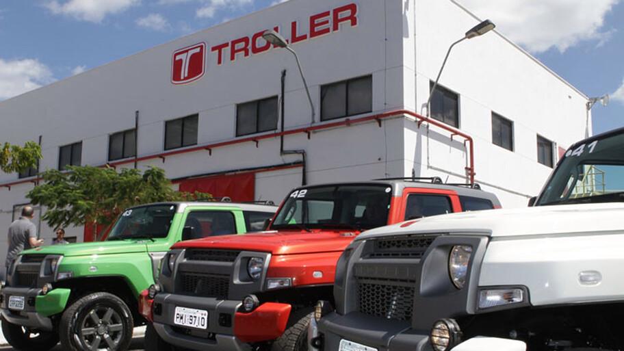 Ford no venderá la marca ni el diseño del Troller T4. Muere la marca