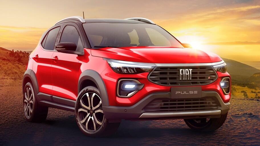 FIAT Pulse, un rival serio para el Volkswagen Nivus