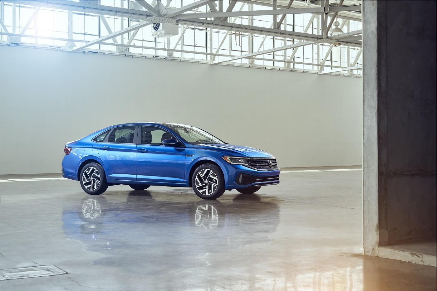 Volkswagen Jetta 2022 llegará a México a finales del 2021