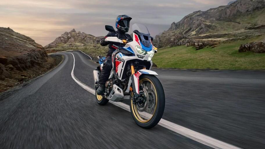 Honda mejora la Africa Twin para 2022
