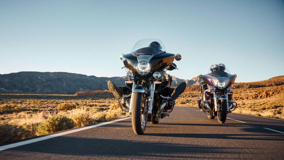 BMW R18 B Bagger & Transcontinental incorpora dos nuevas versiones