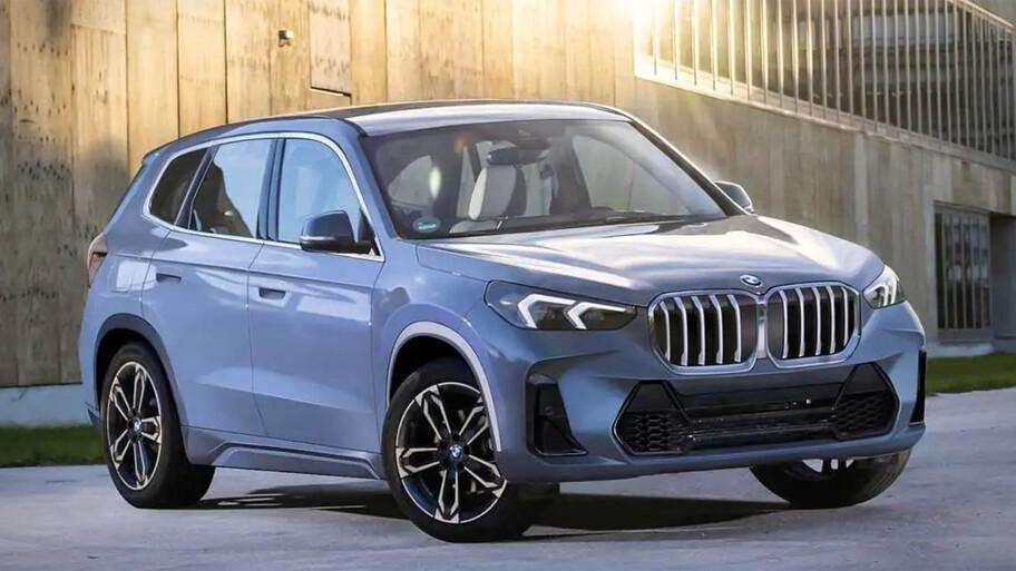 BMW X1, aparece bien camuflado y en lo que podría ser la etapa de pruebas