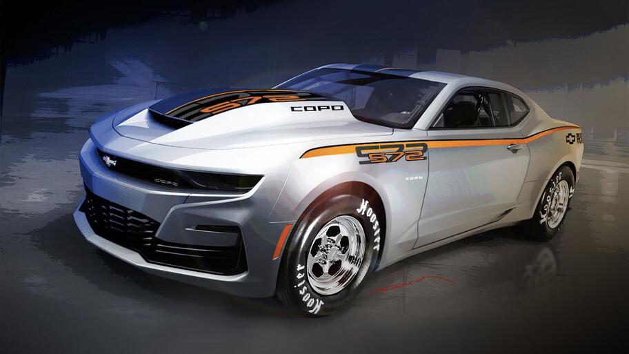 Chevrolet Camaro V8 de 9.4L, el musculoso más barato que vende la marca