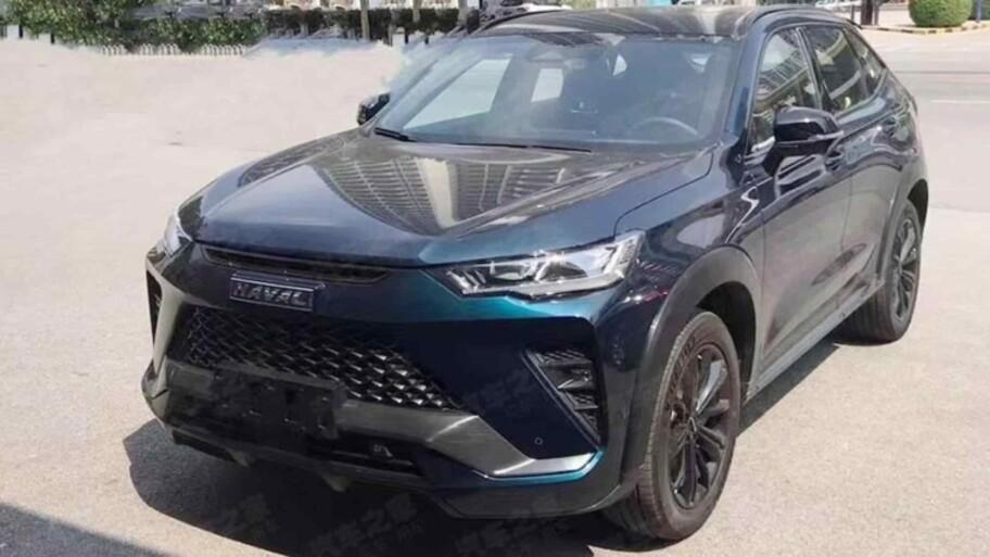 Haval H6S 2022, conoce a la primera SUV coupé de la mara china