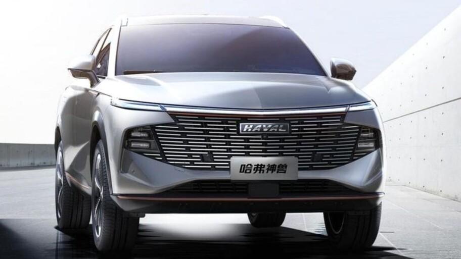 Haval Shenshou 2022, una SUV china con personalidad propia