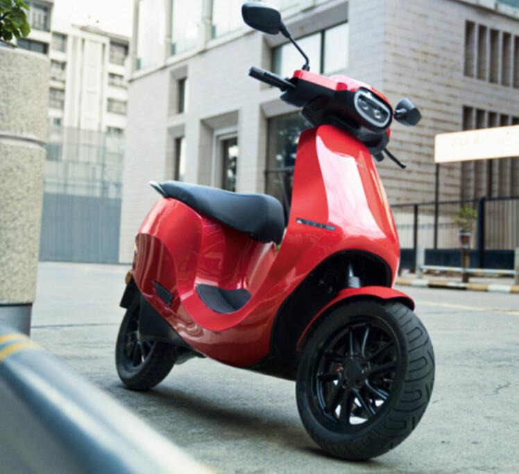 Ola Electric, una motoneta eléctrica que es todo un éxito en ventas