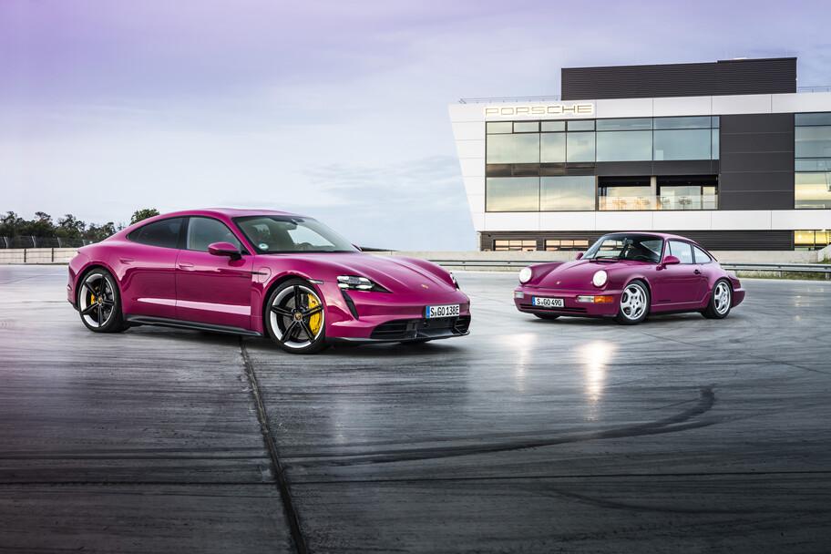 Porsche Taycan es actualizado; ofrece más autonomía, Android Auto y estacionamiento remoto