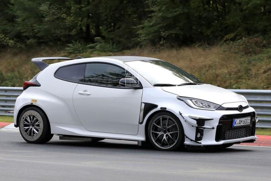 Toyota aumentaría la producción del GR Yaris por medio de una versión más extrema